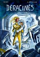 Déracinés -Image-board-: couverture