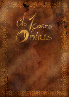 As 7 Cores de Oníris: cover