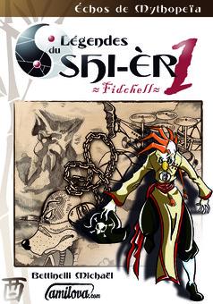 Légendes du Shi-èr : comic cover