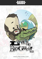 Barbu : La vie de blogueur: cover