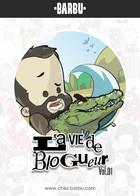 Barbu : La vie de blogueur: couverture