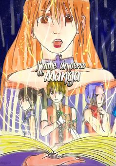 J'aime un Perso de Manga : manga couverture