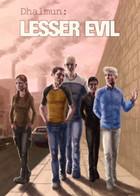 Dhalmun: Lesser Evil: cover