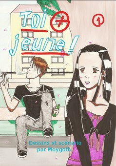 Toi+Jeune ! : manga couverture