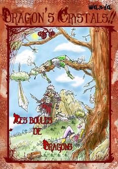 Dragon's Crystal!! : manga cover