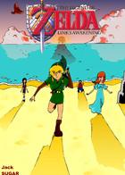 Zelda Link's Awakening: couverture