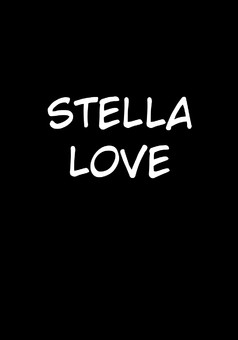 Stella Love : manga cover