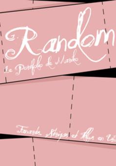 Random - Le Portfolio de Mariko : comic couverture