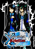 Last Sekai X Rebellion: cover