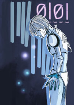 0101 : manga cover