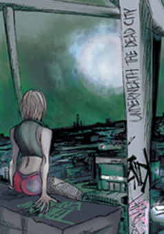 Underneath The Dead City : manga couverture
