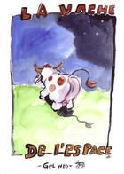 La vache de l'espace: cover