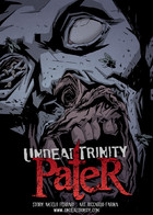 UNDEAD TRINITY: cover