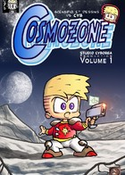 Cosmozone: cover
