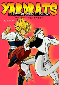 Yardrats  : manga cover