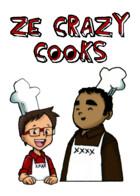 Ze crazy cooks: couverture