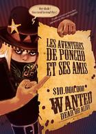 Les Aventures de Poncho: couverture