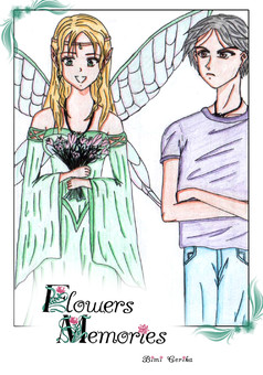 Flowers Memories : manga couverture