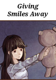 Giving Smiles Away : manga cover