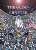 Saint Seiya - Ocean Chapter: couverture