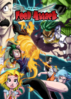 Food Attack: cover