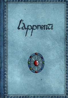 L'Apprenti : comic couverture
