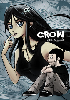 Crow Reloaded : manga couverture