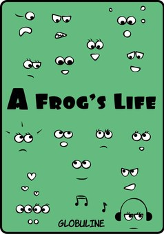 A frog's life : comic cover