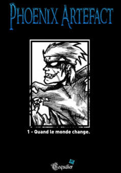 Phoenix Artefact : manga couverture