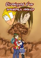 Chroniques d'un nouveau monde: cover