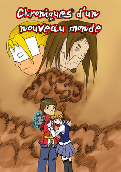 Chroniques d'un nouveau monde : manga couverture