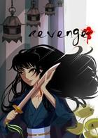 Revenge: portada