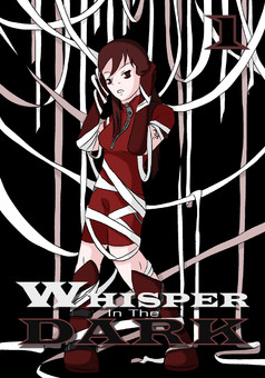 Whisper in the Dark : manga couverture
