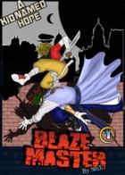 Blaze Master: portada