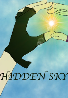 Hidden Sky : manga couverture
