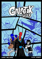 galactik man: couverture