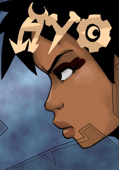Ayo : manga cover