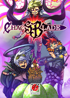 Chaos Blade: couverture