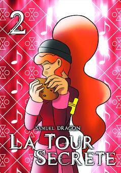 La Tour Secrète : manga couverture