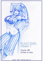 Black Ring: cover