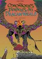 Chroniques du Dracanweald livre1: couverture