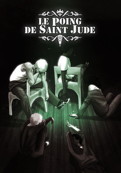 Le Poing de Saint Jude : manga cover