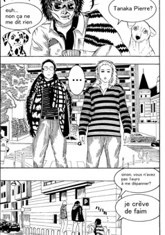 PPP : manga cover