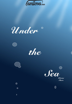 Under the Sea : manga couverture