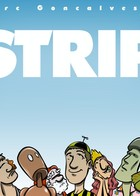 Strip & jeux de mots: couverture