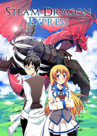 The Steam Dragon Express: cover