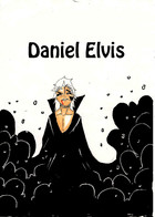 Daniel Elvis: couverture