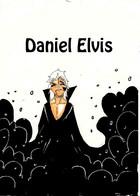 Daniel Elvis: cover