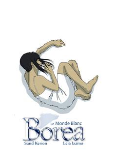 Borea, le Monde Blanc : comic couverture