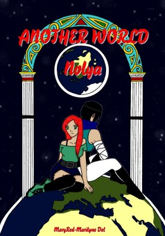 Another World Nolya : manga cover